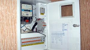 Электрический щиток: какой выбрать бокс под счетчик, электрическая схема