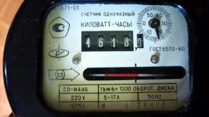 Электросчетчики: общие сведения и класс точности электрических счетчиков