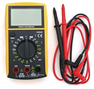 Инструкция — как проверить диод мультиметром (прозвонить тестером)