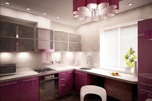 Как правильно на кухне организовать освещение: фото и грамотный потолочный свет в различных ее зонах