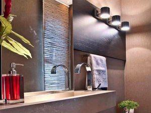 Освещение в ванной комнате своими руками: как правильно сделать подсветку и поставить выключатели
