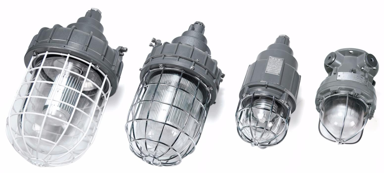 Взрывозащищенные светильники