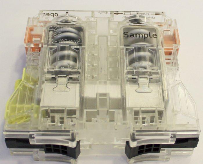 Способы подключения кабелей и проводов в распределительных установках
