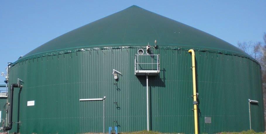 Взаимодействие биогазовых установок с электросетью